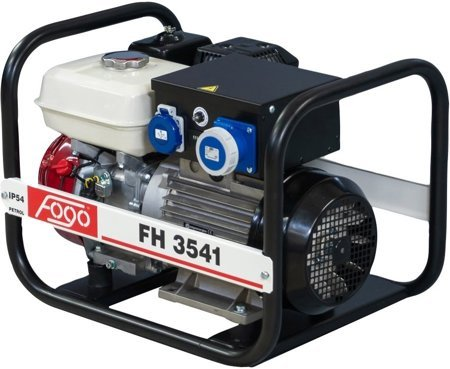 Agregat prądotwórczy FOGO FH 3541 + Olej + Darmowa DOSTAWA