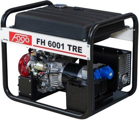 Agregat prądotwórczy FOGO FH 6001 TRE + Olej + Darmowa DOSTAWA