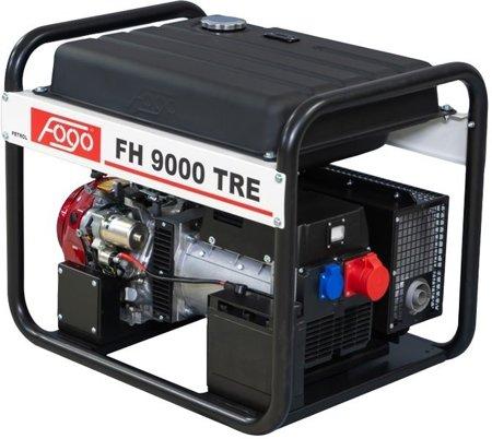 Agregat prądotwórczy FOGO FH 9000 TRE + Olej + Darmowa DOSTAWA