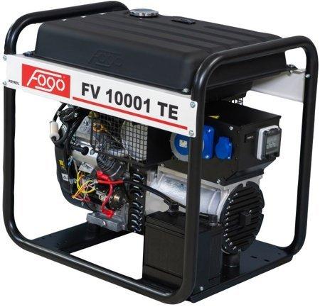 Agregat prądotwórczy FOGO FV 10001 TE + Olej + Darmowa DOSTAWA