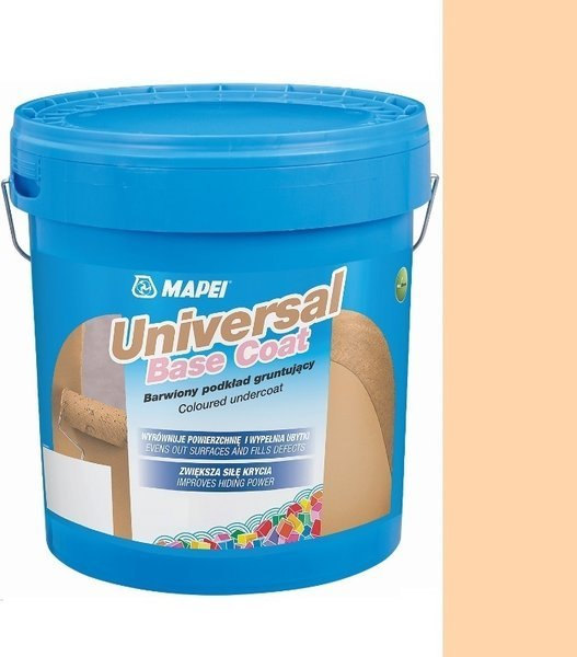 GRUNT ELEWACYJNY MAPEI UNIVERSAL BASE COAT 1138 20KG GRUPA-B